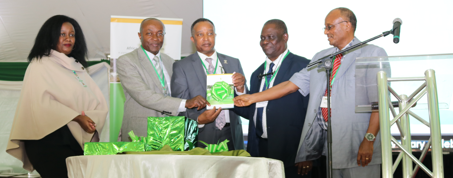 Training compendiums on climate change in African forestry launched at AFF 10th anniversary celebrations