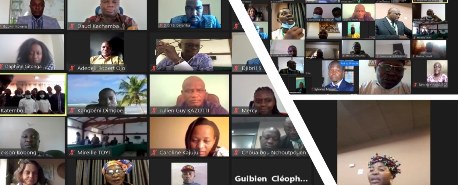 AFF and NGARA host regional webinars to support African nations on climate action and reporting